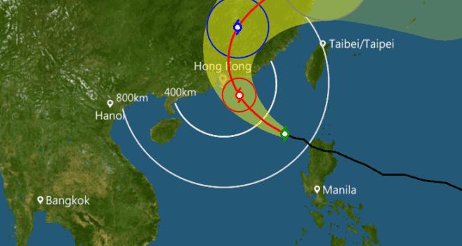 Maker Faire Shenzhen Delayed Two Days Due to Typhoon Haima