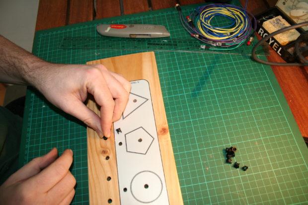 5f-inserting-led-holders