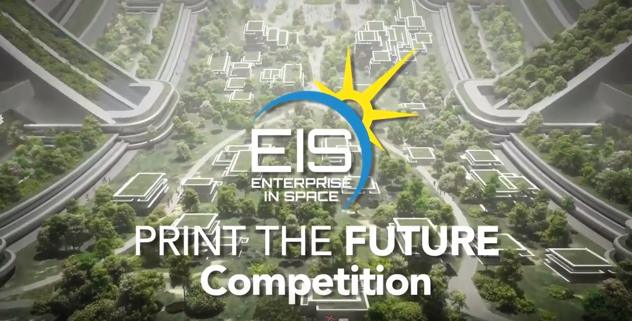 """Compete in """"Print the Future"""" for a Chance to 3D Print Your Item in Space"""