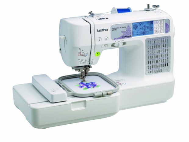 Review Brother Se400 Sewing And Embroidery Machine Make