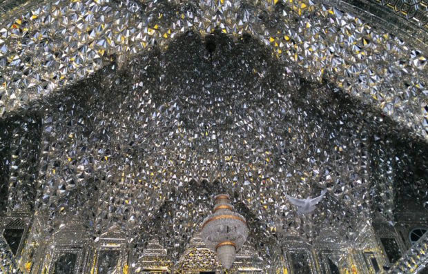 fatimah-masoumeh-shrine-mirror