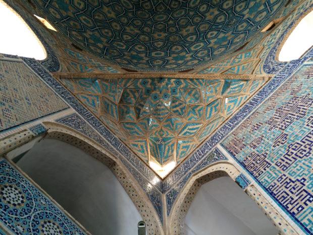jameh-mosque-yazd-brick-gmohammadi