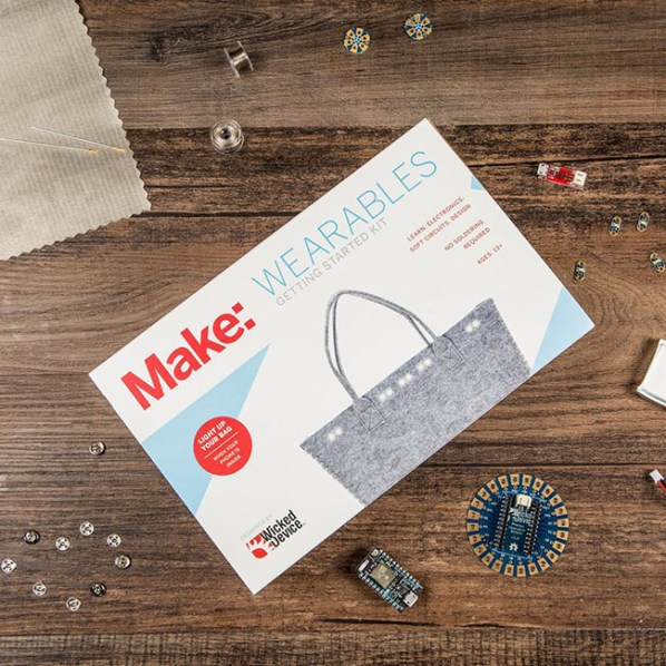 make kits-wearables bag
