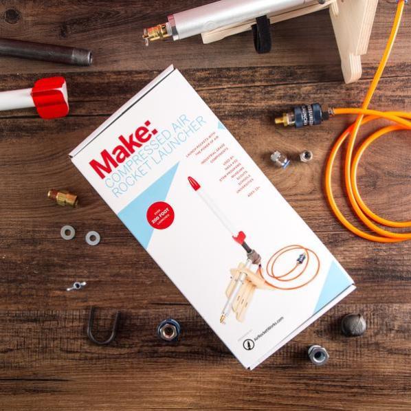 make rocket kit
