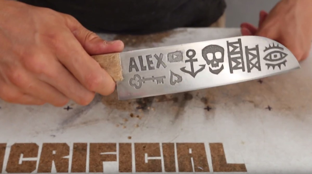 How to Make Your Own Chef's Knife
