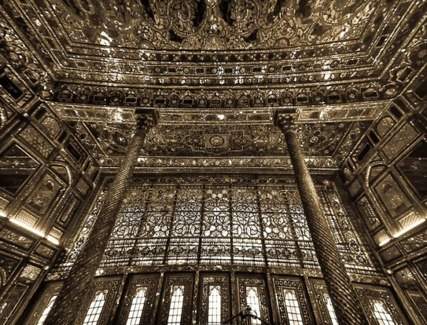 golestan-palace-diamond-hall