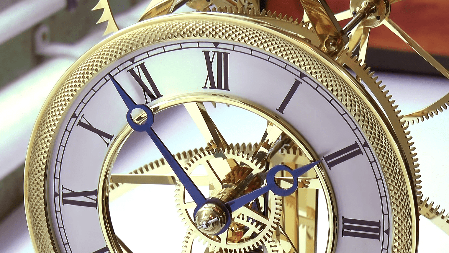 Weekend Watch: Meticulously Machining an Entire Clock from Brass with Clickspring