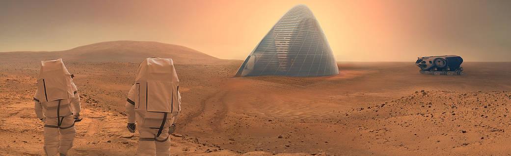 Design a Mars Habitat for a Chance at a alt=