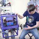 Take a Tour of Xrobots' Star Wars Droid Menagerie