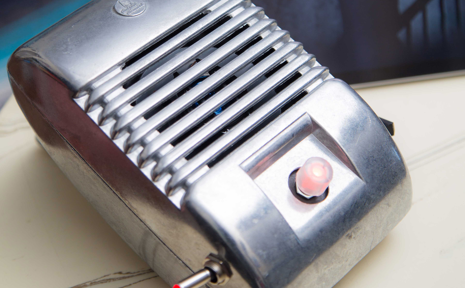 Revive Old Drive-In Speakers with a Modern LED Twist | Make: