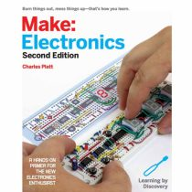 This Skill Builder is excerpted from the 2nd edition of Make: Electronics, available at Maker Shed and fine retailers everywhere.