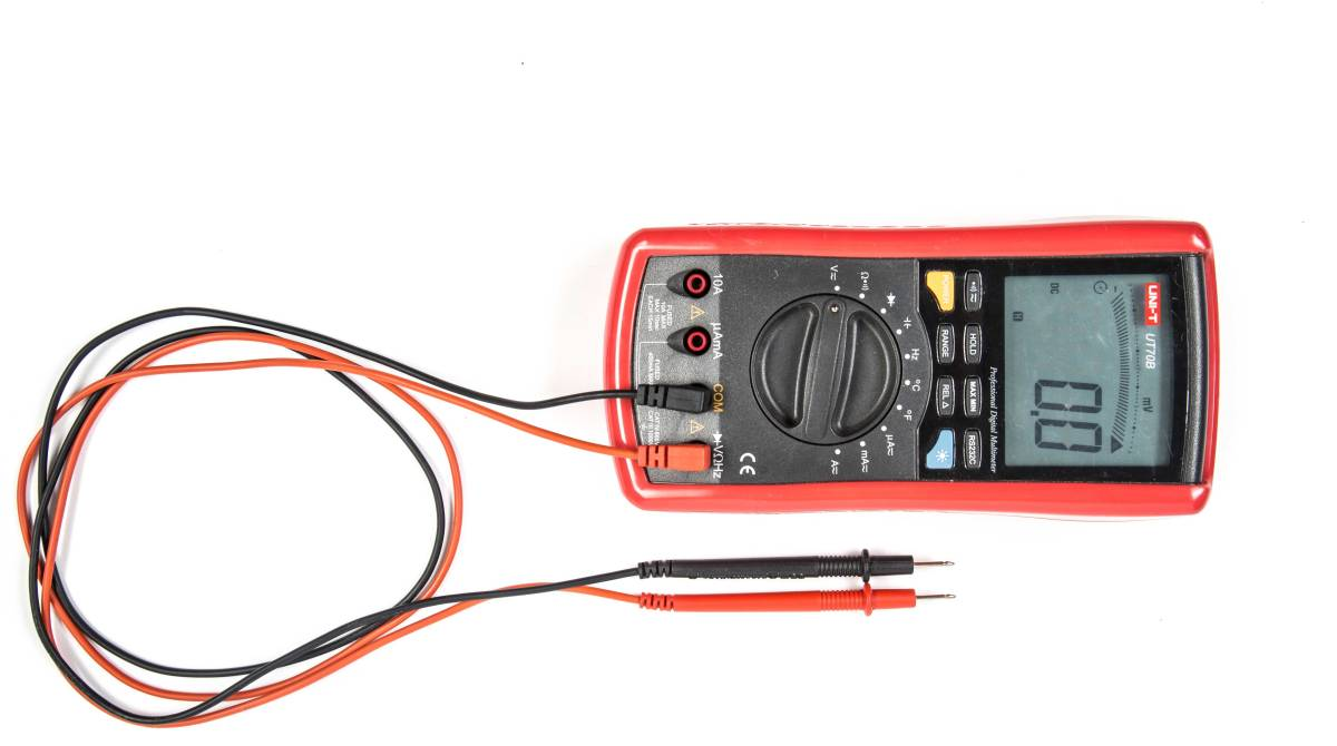Getting Started with Your Multimeter | Make: