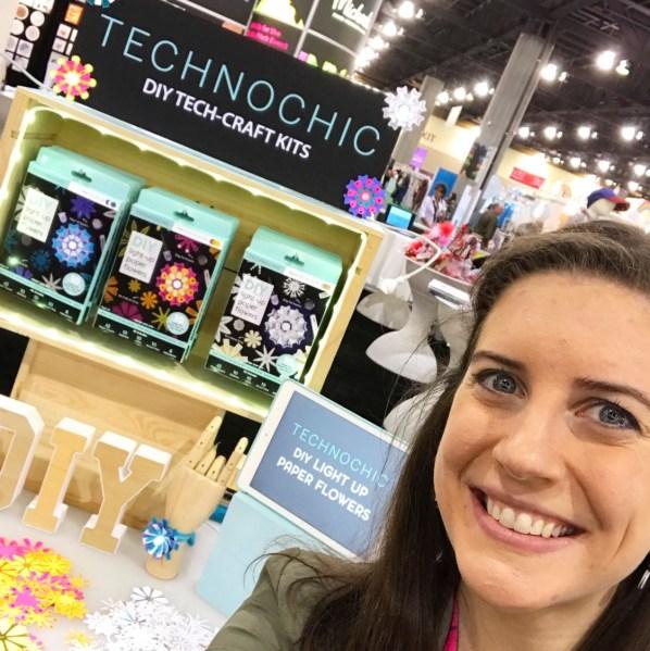 TechnoChic At Creativation
