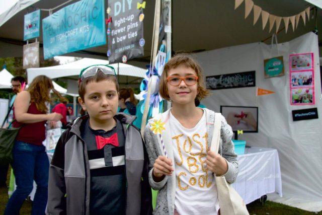 TechnoChic-At-Maker-Faire
