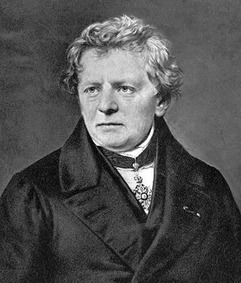 Georg Simon Ohm, after being honored for his pioneering work, most of which he pursued in relative obscurity.