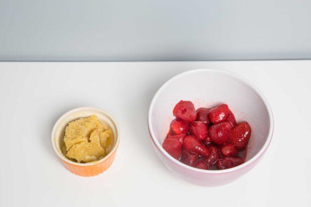 dna strawberries