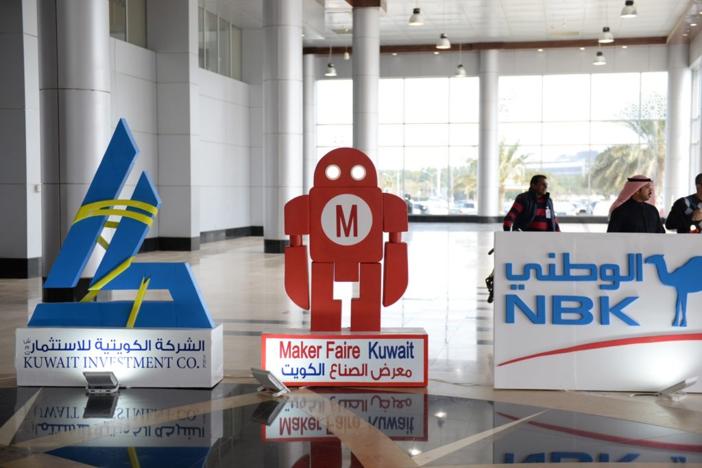 Female Engineers Stand Tall at Maker Faire Kuwait | Make: