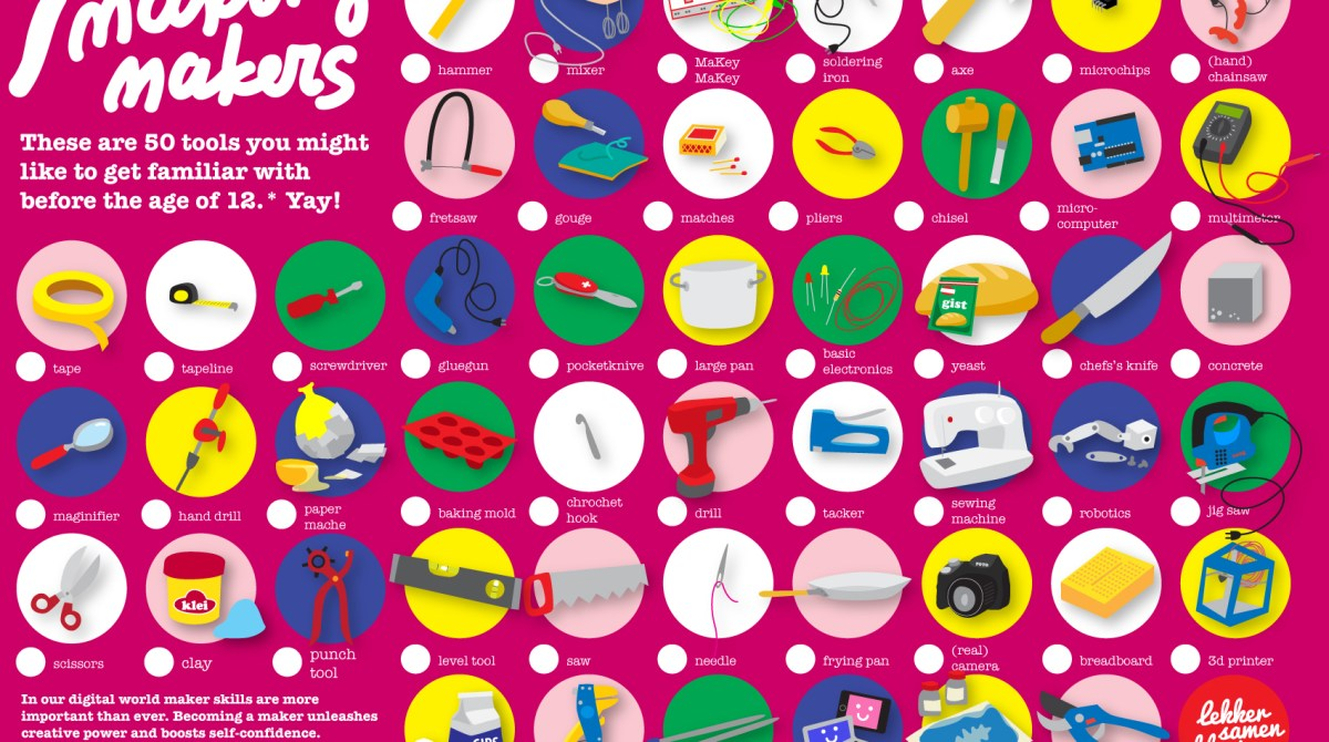 Make Education Remembering Seymour Papert Tool Guides For Kids How To Explain Basic Electronics Article Featured Image