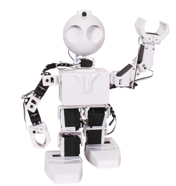 EZ-Robot Revolution — JD Humanoid