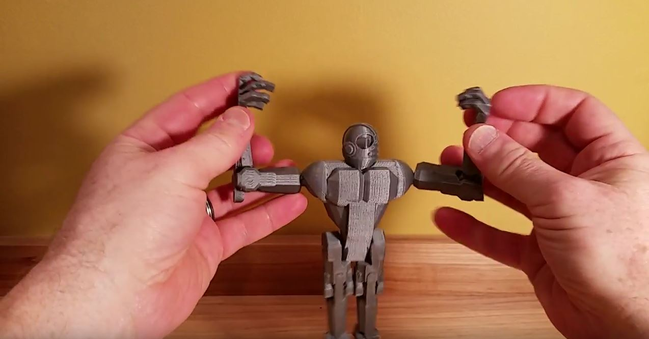This Week in Making: New Planets, Voice Control, and 3D Printed Action Figures