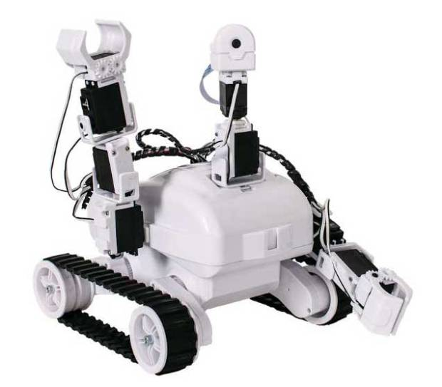 EZ-Robot Revolution — Roli Rover