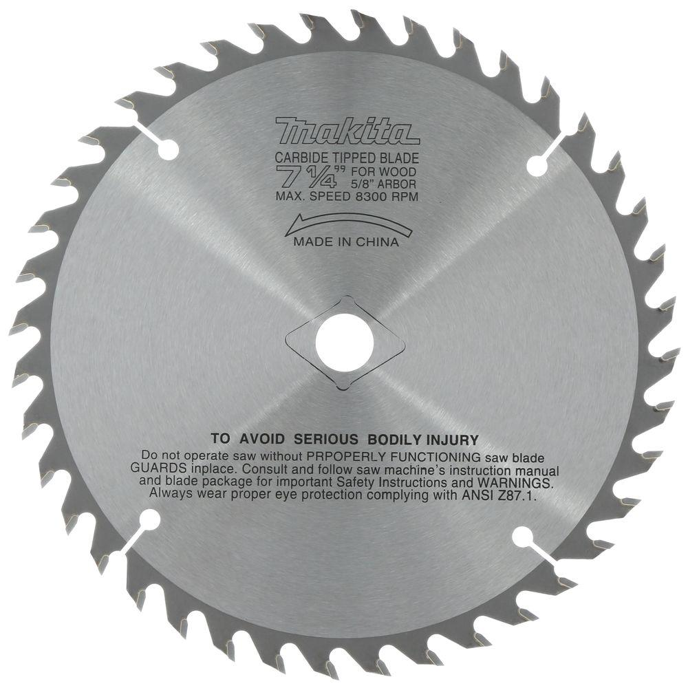here is a quick guide to different blades for cutting common materials