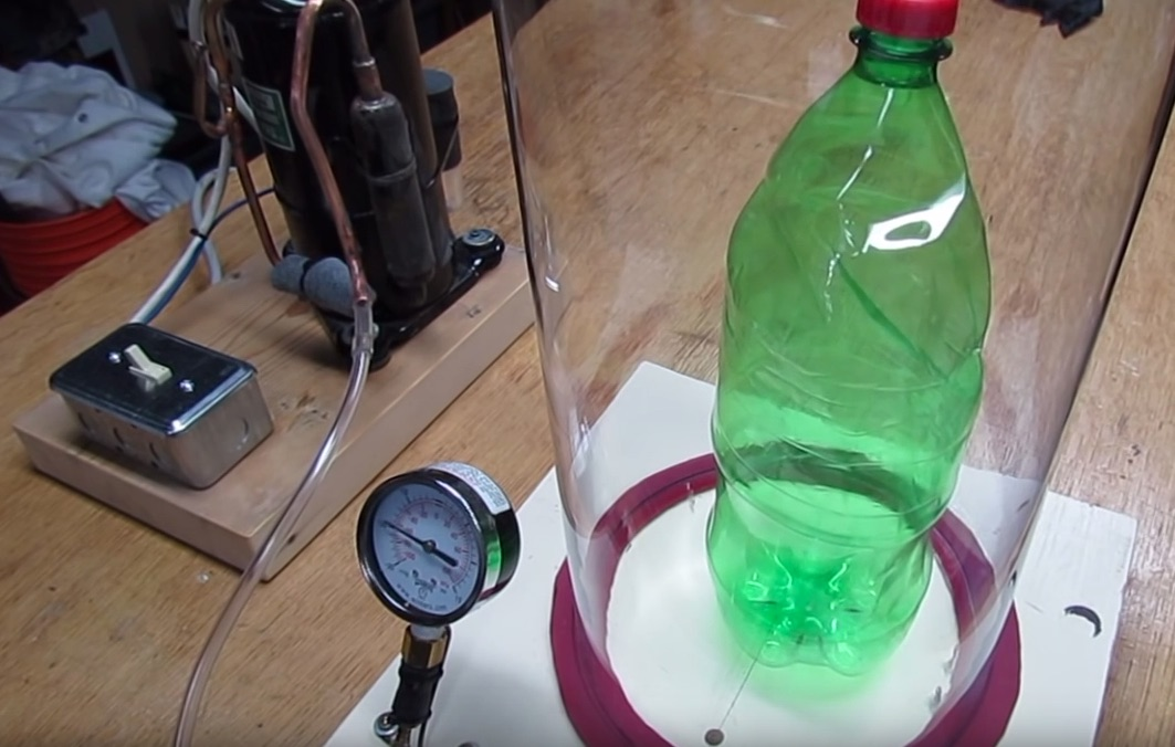 Build Your Own Vacuum Chamber For Under 30 Make