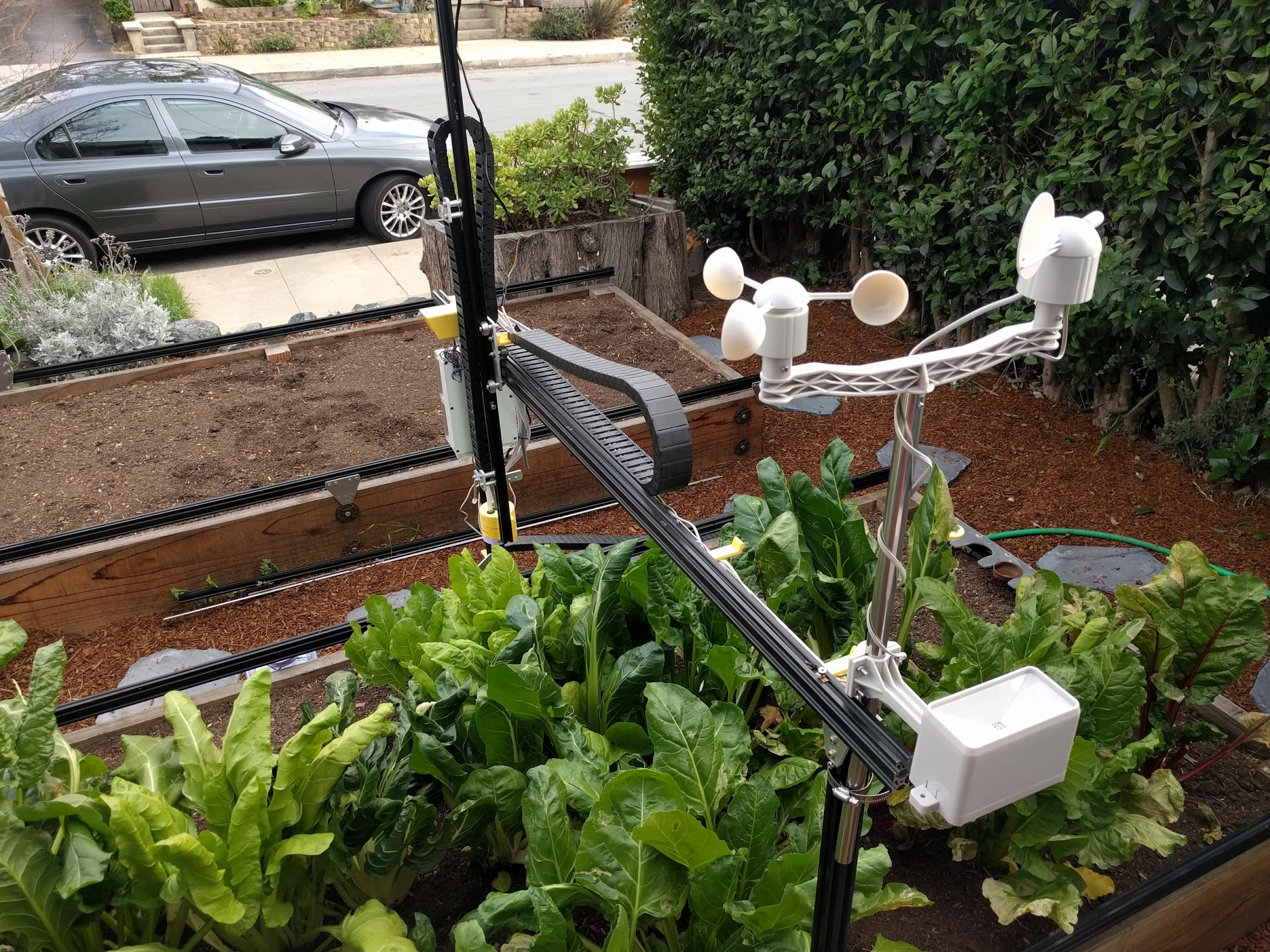 Edible Innovations: FarmBot Helps Automate Small-Scale Food Production