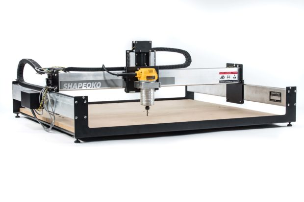 Review Shapeoko Xxl Is A Super Sized Kit For Desktop Cnc