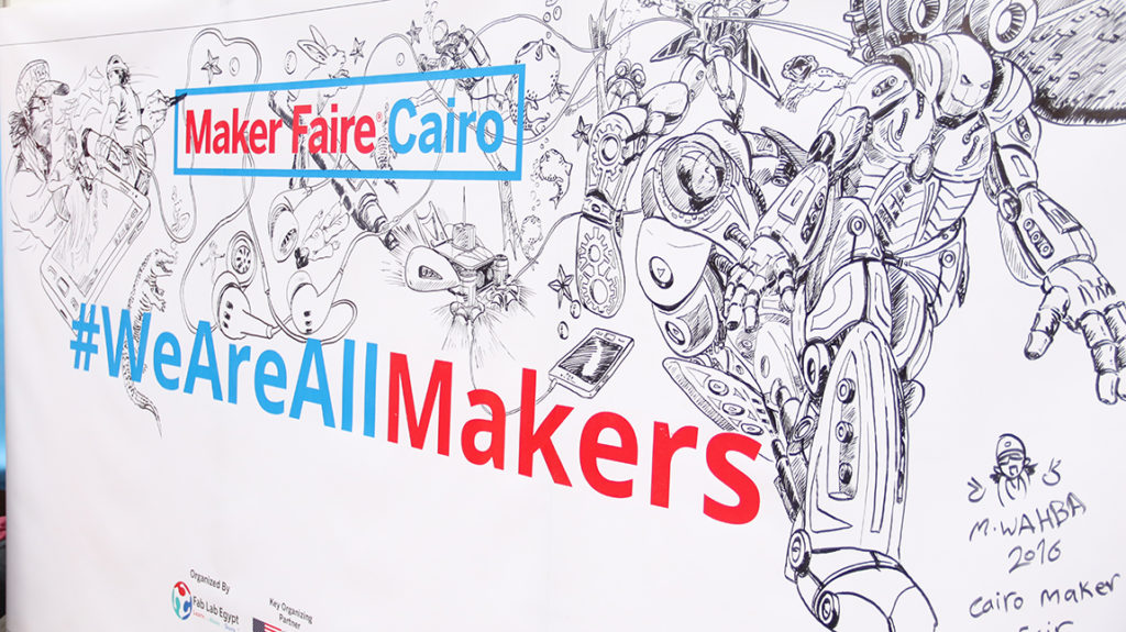 Egypt Welcomes Biggest Maker Faire Cairo Yet