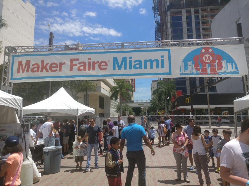Live Updates: Maker Faire Miami 2017
