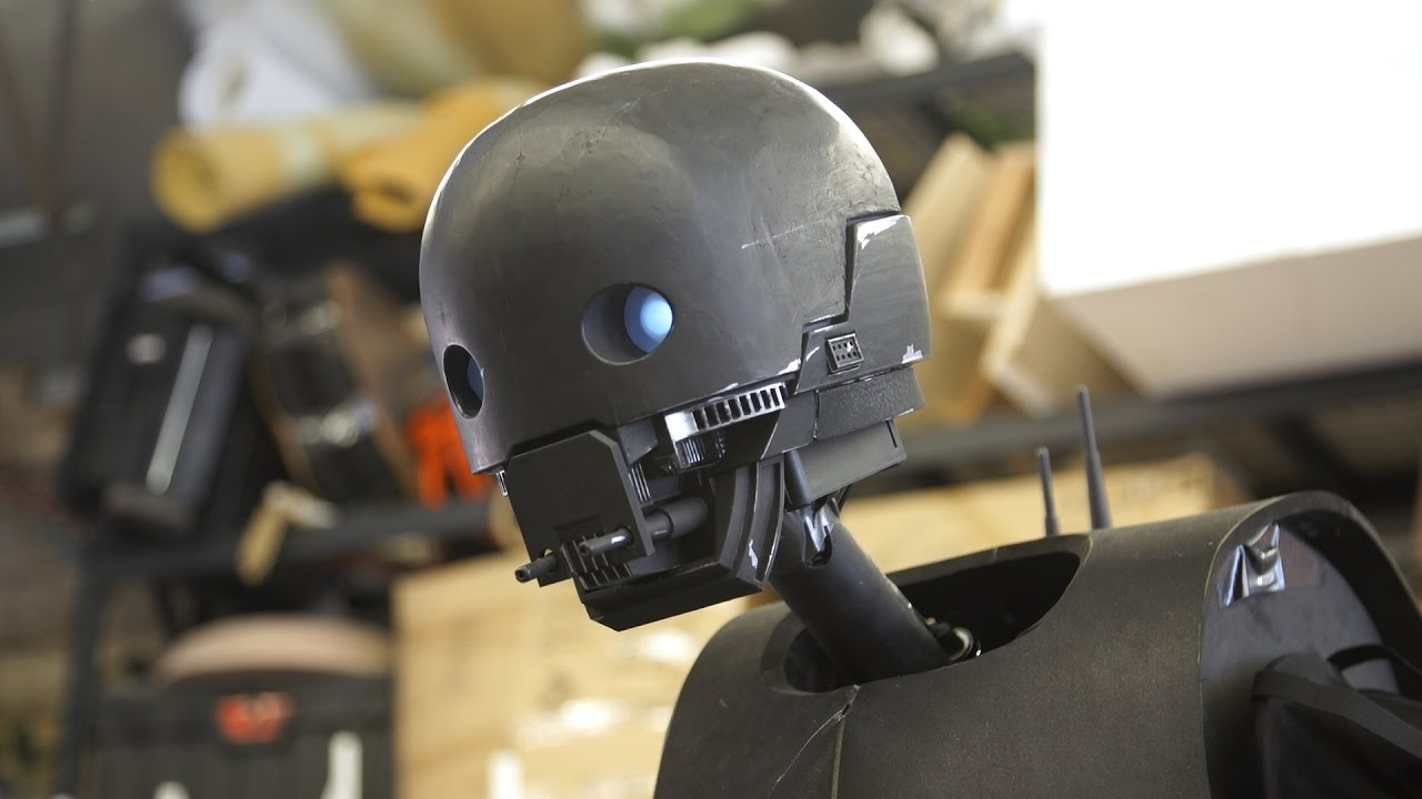 This Week in Making: Star Wars Droids, Comic Con, and Deadly Paper Cuts