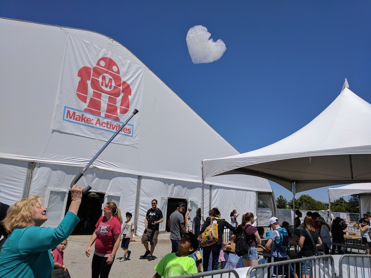 Maker Pro News: Maker Faire Bay Area 2017