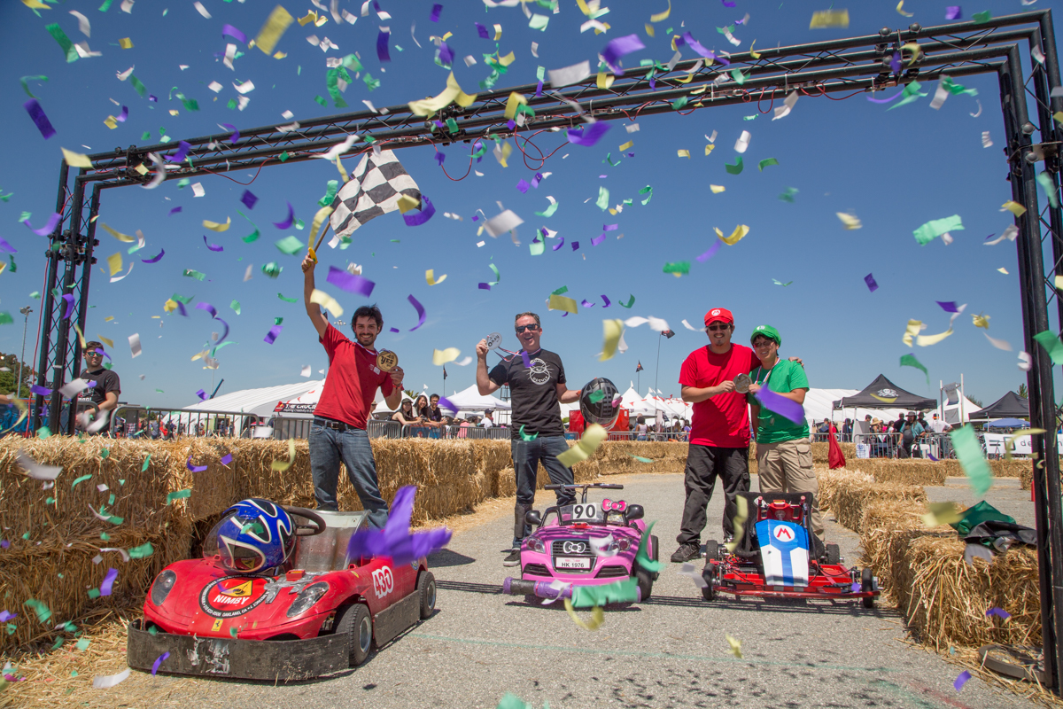 Maker Faire Bay Area 2017: Live Updates and More