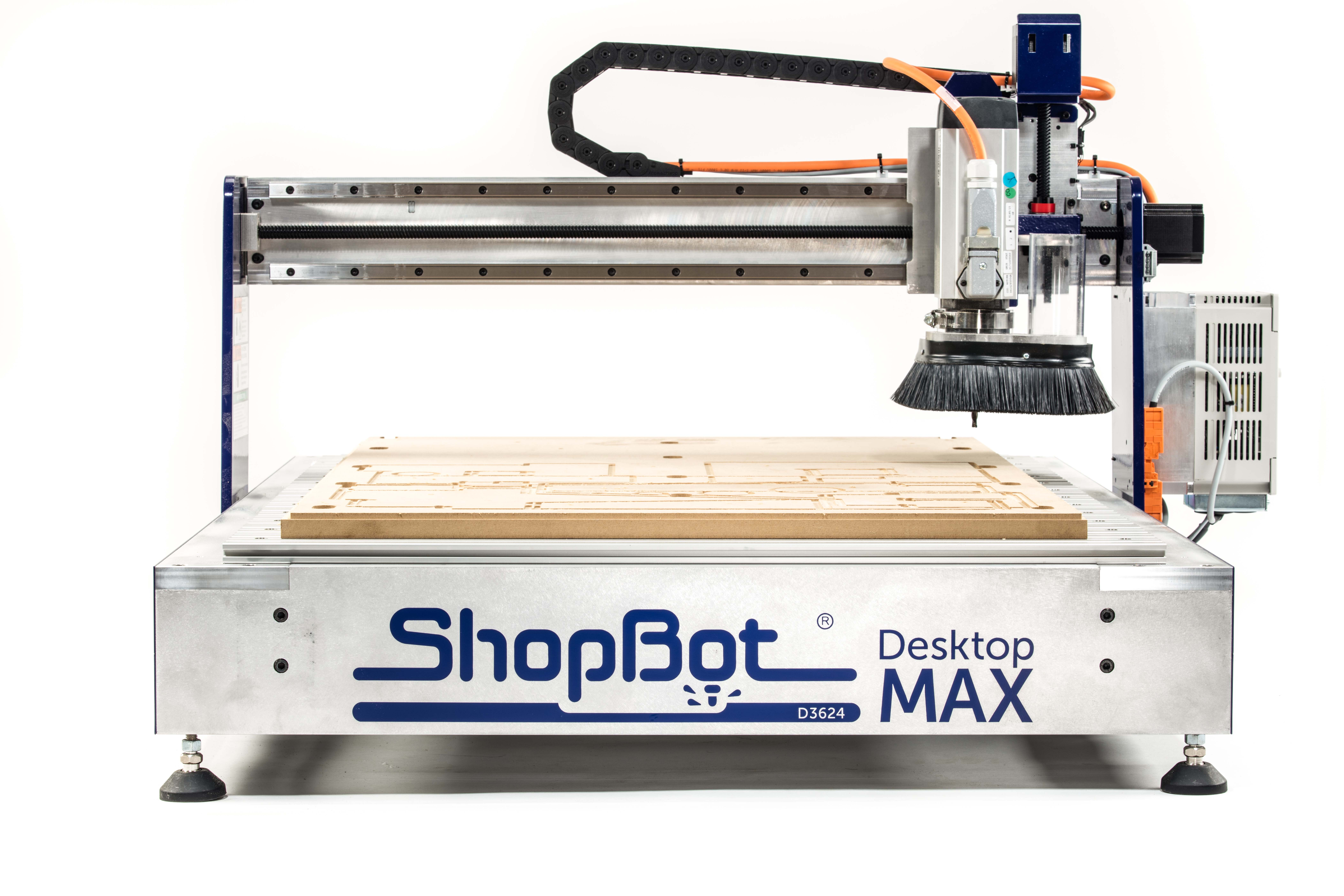 Review: Shopbot Desktop Max Gives Pro CNC Router Quality — For a Price