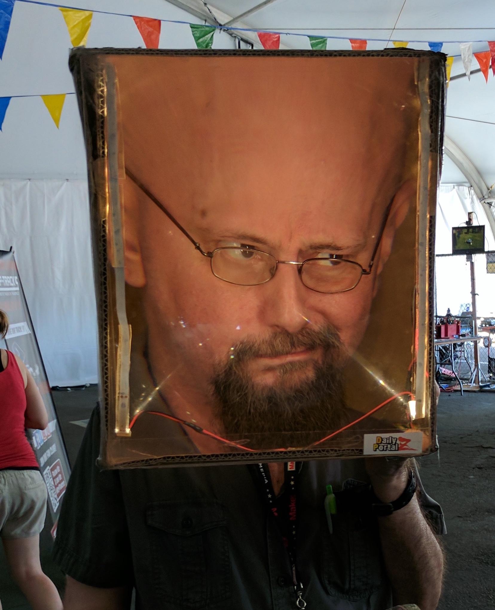Bigfacebox, a Simple Way to Gigantify Your Head