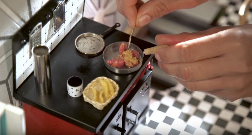 Tiny Cooking, it's an Actual Thing!
