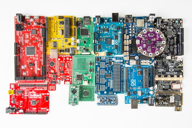 The State of Boards: Small, Simple Hardware Rules