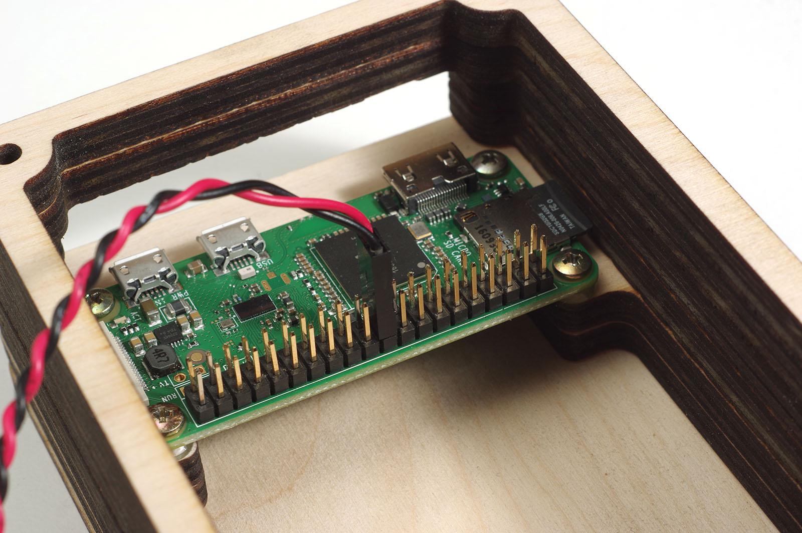 Use Raspberry Pi For A Modern Day Telegraph Make Create Circuit Online Figure I