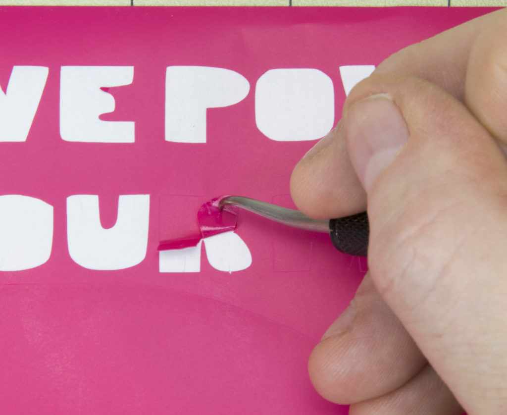 Use a Vinyl Cutter to Design Stencils for Spray Painting | Make: