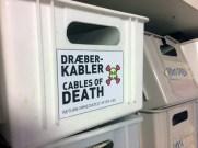 Amusing label work