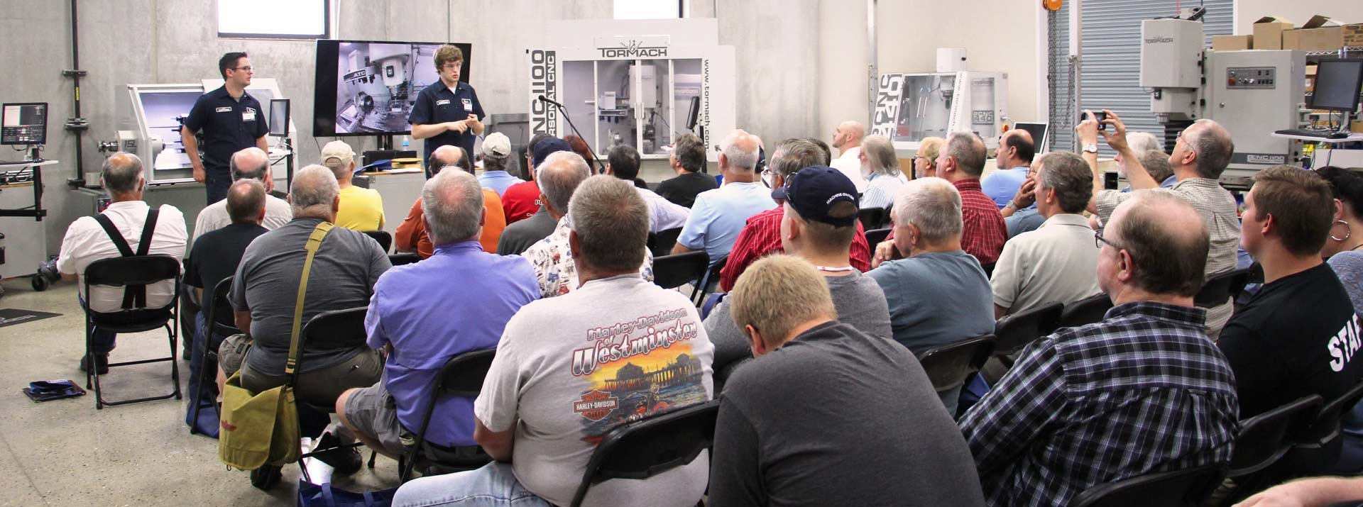 Register Now for Tormach's Weekend of Training and Machining Fun