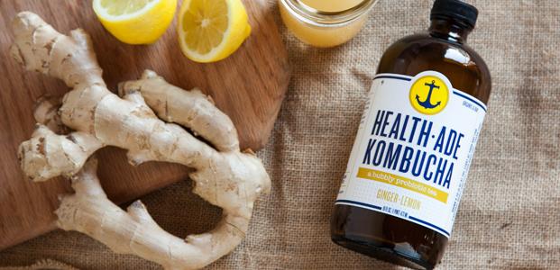 Edible Innovations: Health-Ade Kombucha Ferments in 100% Glass