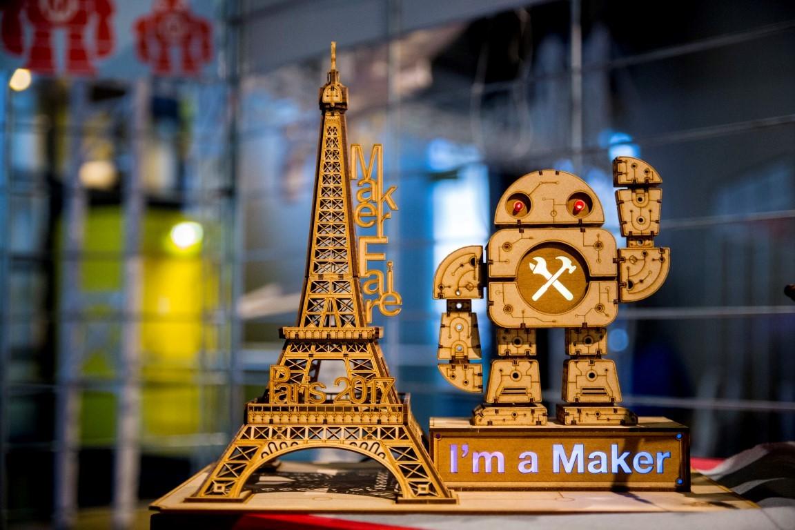 Maker Faire Paris 2017: Live Updates Day Two