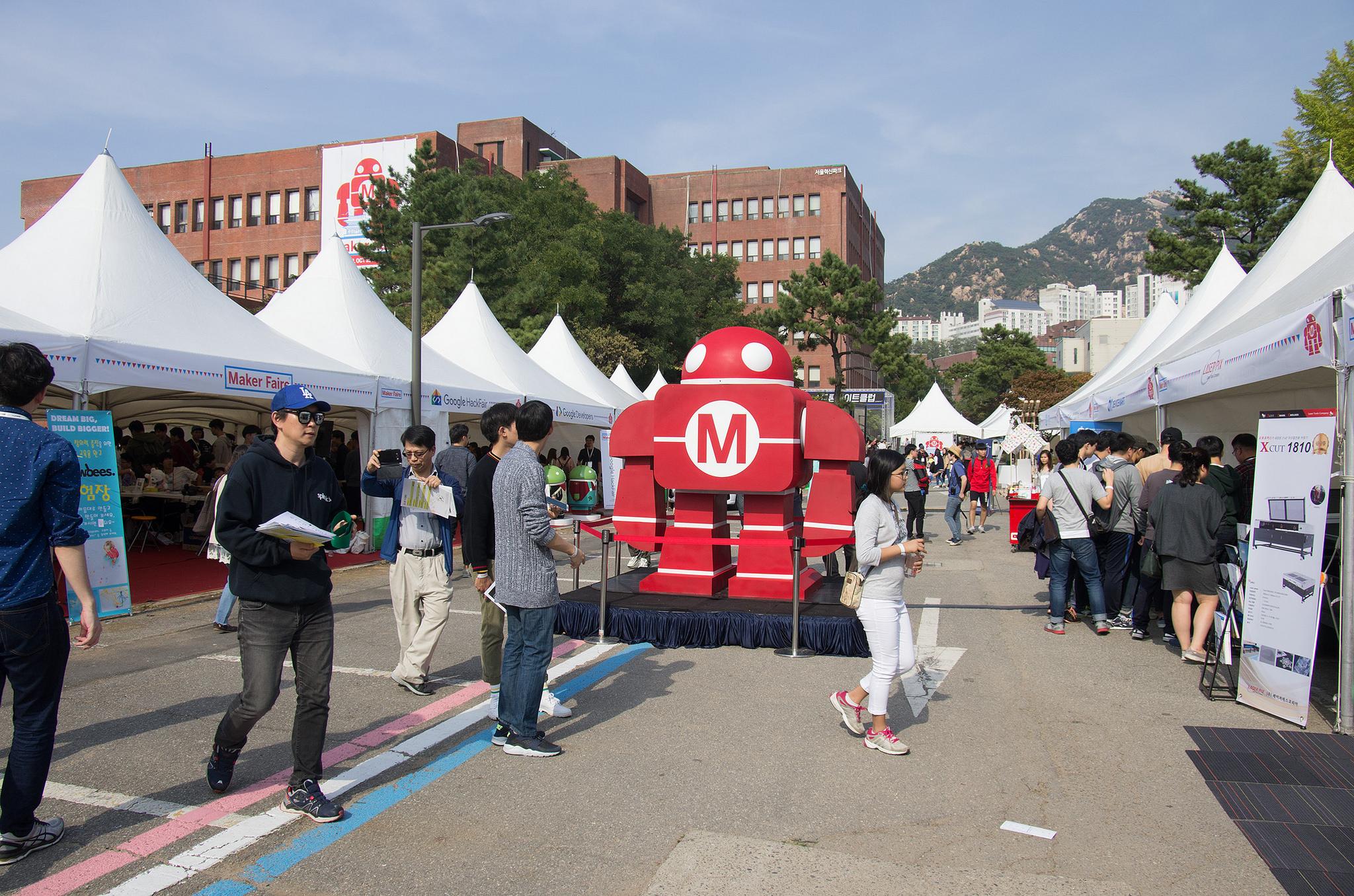 Make: and Maker Faire Expand with Korea's Bloter & Media Partnership