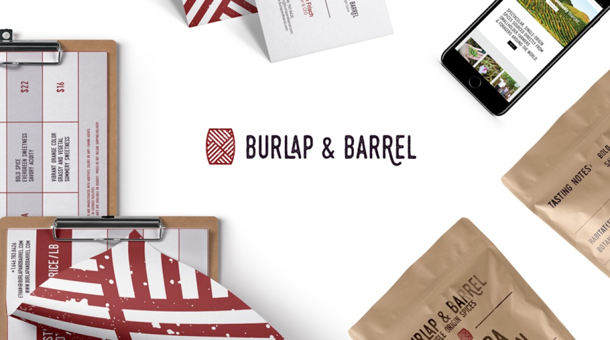 Edible Innovations: Burlap & Barrel Builds International