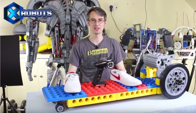Building a Rideable Lego Skateboard