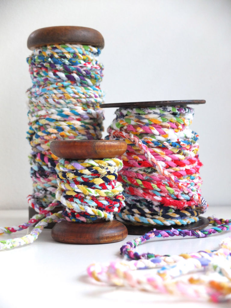 How to learn to make a twine