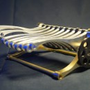 3D Print or Machine This Mesmerizing Kinetic Wave Machine