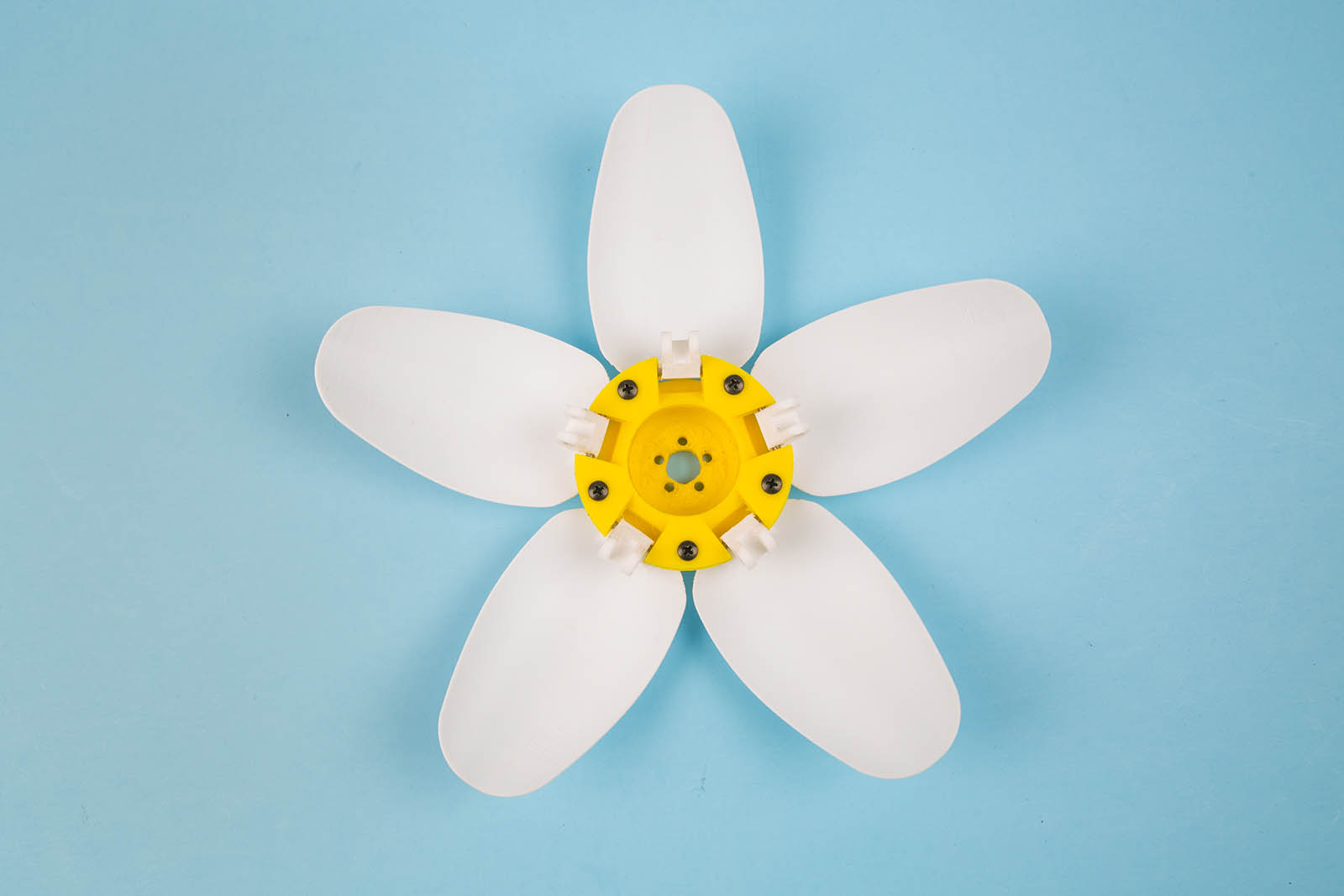 3d print this blooming flower night light make